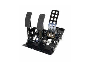 ES#3569642 - OBPBMWEL001 - OBP E30 Track-Pro 3-Pedal Box - The ultimate pedal option for a dedicated track car. - OBP - BMW