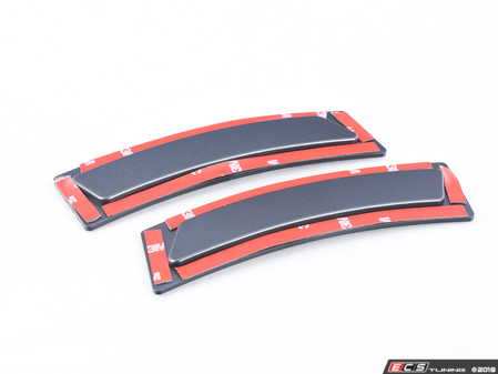 ES#3420905 - BM-0994-B39 - Painted Front Bumper Reflectors - Mineral Grey Metallic - Clean up your front bumper with paint matched reflectors - AUTOTECKNIC - BMW