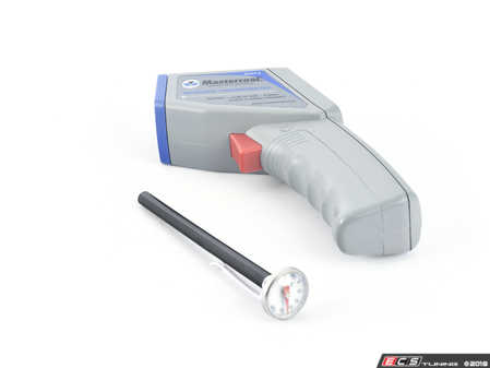 ES#3146084 - MSC52224A - Infrared Thermometer with Laser - Measure temperature with out touching heat source. Great for testing brakes, tires, radiator, bad bearings etc - Mastercool - Audi BMW Volkswagen Mercedes Benz MINI Porsche