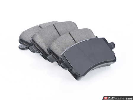 ES#3226543 - 105.13861 - Posi Quiet Ceramic Brake Pads - Restore the stopping power in your vehicle - Centric - Audi