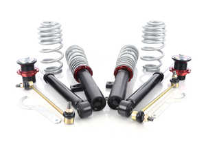 ES#3524867 - 021545ECS02A -  ECS Street Coilover System  - Take control of your ride while going low with our sport-tuned coilover system! - ECS - Audi Volkswagen