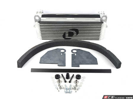 ES#3149048 - D330-0021 - Performance Dual Core Intercooler - Increase cooling efficiency, reduce cool-down time, and improve performance - Dinan - BMW