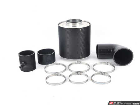 ES#3447633 - FMIND32A3 - Forge Air Intake System - Black Hoses - Give your car Unrestricted air flow - Forge - Audi