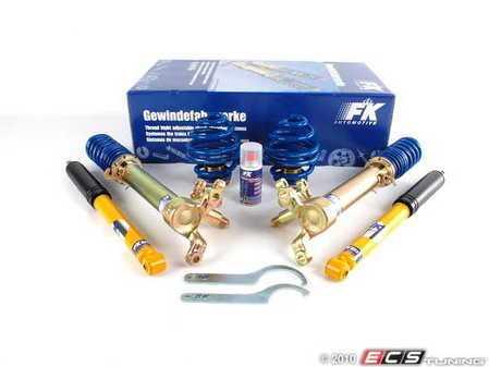 ES#259993 - FKBM12 - Highsport Coilover System - Non Adjustable Dampening - Height adjustable from 40-80mm's  - FK -