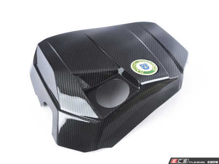 ES#3477547 - 1317455040 - Carbon Fiber Engine Cover  - Personalize the top end of your N55. - Racing Dynamics - BMW