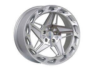 "ES#3576691 - r3518855112ms1KT - 18"" R35 Wheels - Set Of Four - 18""x8.5"" ET40 5x112 - Machined Silver - Regen5 - Audi Volkswagen"