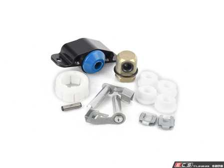 ES#3571715 - 25117580281KT10 - Shifter Rebuild & Upgrade Kit  - Overhaul your shifter: featuring ECS Tuning teflon shifter bushings and Turner Shifter Bushing Assembly for a feeling better than new! - Assembled By ECS - BMW