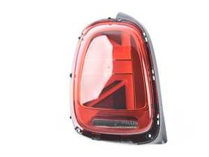 ES#3538335 - 63217435133 - Tail Light LED Union Jack UK - Left - Upgrade to Union Jack design tail lights for your MINI - Genuine European Mini - MINI