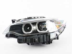 ES#3579351 - 63117388931sd - European Bi-Xenon Headlight - Left *Scratch And Dent* - Drastically improve lighting performance and your BMW's appearance with European-spec headlights - Genuine BMW - BMW