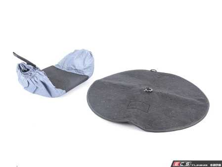 ES#3561920 - ZAW601003 - Wheel Storage Bag - Priced Each  - Store your spare wheels and tires in style! - Genuine Volkswagen Audi - Audi