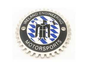 """ES#3561237 - IEgrillbadge - Ireland Engineering Grille Badge - 2.5"""" - Mount to your grille and show some pride - Ireland Engineering - BMW MINI"""