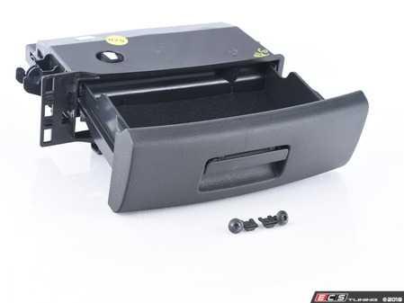 ES#3191309 - 5gm882599KT - Driver's Seat Tray Kit - Titanium Black  - Great way of getting extra storage space in your Golf Sportwagen - Genuine Volkswagen Audi - Volkswagen