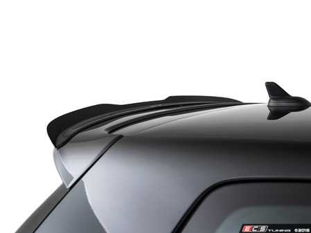 ES#3147393 - VWGO6-GTI-CAP1-G - Spoiler Extension - Gloss - ABS plastic spoiler extension that will enhance the look of your vehicle in minutes! - Maxton Design - Volkswagen