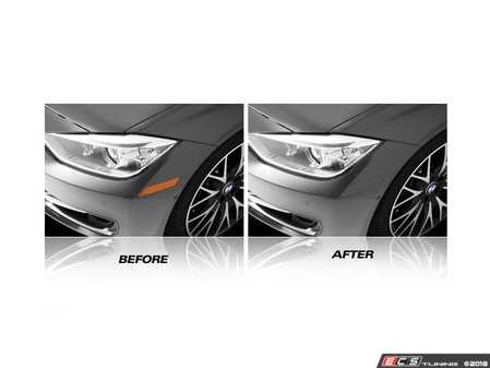 ES#3579727 - PREFLF1X - Paint Matched F1X Side Reflectors - Replace those ugly amber reflectors on the front bumper of your BMW vehicle with painted reflectors by Bimmian. - Bimmian PaintWerke - BMW