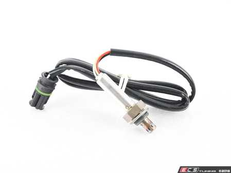 ES#3579210 - 11781427884 - Oxygen Sensor - 990mm - cure your poor gas mileage by replacing your worn oxygen sensors - NGK 25013 - NTK - BMW