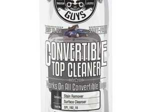 ES#3450669 - SPI19216 - Convertible Top Cleaner (16 oz) - Chemical Guys Convertible Top Cleaner removes dirt and stains from any convertible soft top. The advanced cleaning formula is safe on fabric, vinyl, and synthetic convertible soft tops - Chemical Guys - Audi BMW Volkswagen Mercedes Benz MINI Porsche