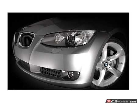 ES#3579715 - PREFLE92MT - Paint Matched E92/E93 Side Reflectors - Replace those ugly amber reflectors on the front bumper of your BMW vehicle with painted reflectors by Bimmian. - Bimmian PaintWerke - BMW