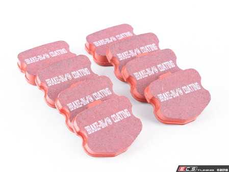 ES#520481 - DP31771/2C - EBC Redstuff Ceramic Pad - Chevrolet - Front - EBC -