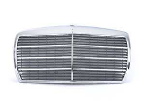 ES#2748136 - 1238800183 - Radiator Grille Assembly - OE Replacement - Chrome - URO - Mercedes Benz