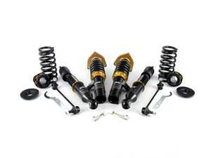 ES#3522266 - V009-2-T - ISC N1 Coilover Kit - Track & Race - A high quality, performance coilover kit at a low cost. Stiffer springs and race valving for ultimate performance. - ISC Suspension - Volkswagen
