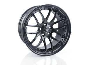 "ES#2855552 - GT71121995MB - 19"" GT7 Wheel - Priced Each (Only 1 Avaliable) - 19"" x 9.5"" ET35 CB66.6 5x112 - Matte Black - MRR Design - Audi Volkswagen"
