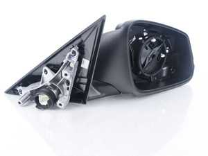 ES#2572312 - 51167245108 - Heated Outside Mirror Assembly - Right - Does not include mirror glass or cover - Genuine BMW - BMW