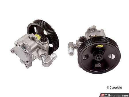 ES#2592803 - 0024669801 - Power Steering Pump - Brand New Unit - No Core Charge - LUK - Mercedes Benz