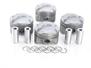 ES#3478017 - P4MIN56N1877.5CR - Forged Piston (Set Of 4) - 77.5mm (+0.50mm) P4-MIN56-N18-77.5-CR10.5 - Performance pistons in +0.50mm stock size - Supertech - MINI