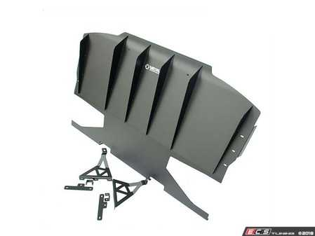 ES#3603482 - A0072A - Aluminum Rear Diffuser - Significantly reduce drag and lift - Verus Engineering - Volkswagen