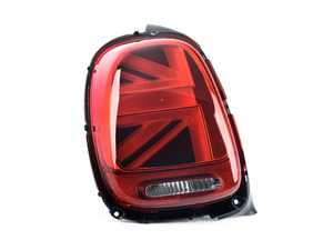 ES#3549173 - 63217435135 - Tail Light LED Union Jack - Left - Upgrade to Union Jack design tail lights for your MINI - Genuine MINI - MINI