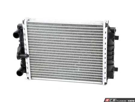 ES#3419391 - 8K0121212B - Supercharger Radiator - Left - This is the small radiator on the front left side - Behr - Audi