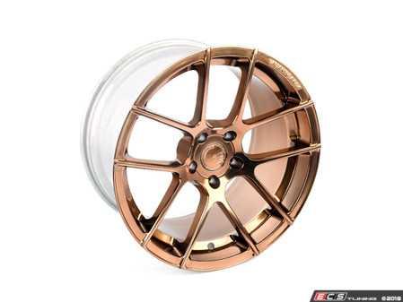 ES#3579166 - M510MSM888191118 - 5x120 72.6CB 19x11 Et34 Bespoke Level 3 Polished Cognac  - Avant Garde -
