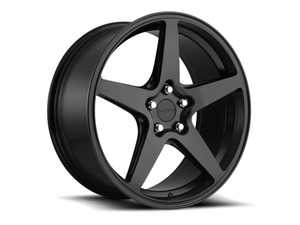 "ES#3603737 - r148198543+30KT1 - 19"" WGR Wheels - Set Of Four - 19x8.5, 5x112, ET30 - Matte Black Finish - Rotiform - Audi Volkswagen"