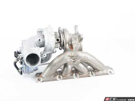 ES#3603758 - 06F145702CSD - K04 Turbocharger BorgWarner - *Scratch And Dent* - *Please see description prior to ordering.* A great solution for the DIY builder, does not include software or plumbing - BorgWarner - Audi Volkswagen