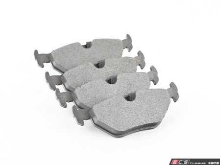 ES#3046107 - 34211158221 - Rear Brake Pad Set - Genuine brake pads direct from BMW - ATE - BMW