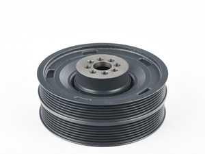 ES#3514668 - 06E105251F - Crankshaft Pulley - Reduces vibrations and drives the accessory belt - URO - Audi