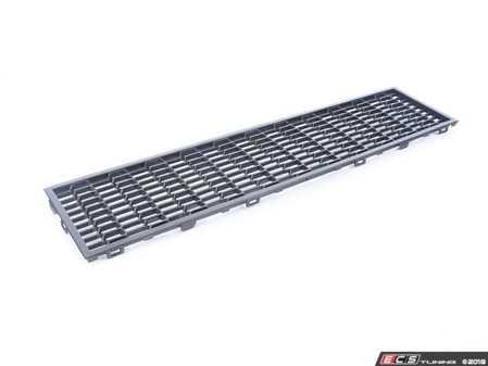 ES#3509470 - 011618ECS01 - ECS F10 M-Sport Mesh Grille Insert - Front Bumper - Center Location - ECS - BMW