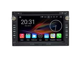 """ES#3559350 - 021488BRP08 - 7"""" Android DVD Multimedia System - Features an 8-core processor running Android 8.0 making it one powerful radio upgrade! - Bremmen Parts - Volkswagen"""