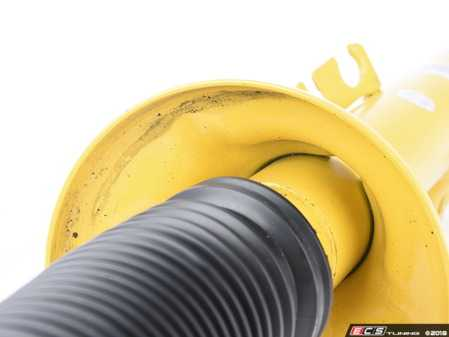 ES#3604180 - 35-105862sd1 - B8 Performance Plus Front Strut - Right *Scratch And Dent* - Compliments factory sport package or lowering springs with a remarkably comfortable sport ride. World-famous Bilstein quality with a limited lifetime warranty! - Bilstein - BMW