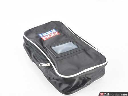 ES#3604039 - LM0ilbag - Liqui-Moly Oil Storage Bag - Convenient oil storage bag to store your extra liter of oil in your trunk - Liqui-Moly - Audi BMW Volkswagen Mercedes Benz MINI Porsche