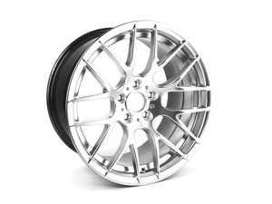 "ES#3604219 - M359-20SD - M359-20, 19"" Style M359 (19x10, ET38, 5x120, 72.6CB) Hyper Silver *Scratch And Dent* - Avant Garde - BMW"