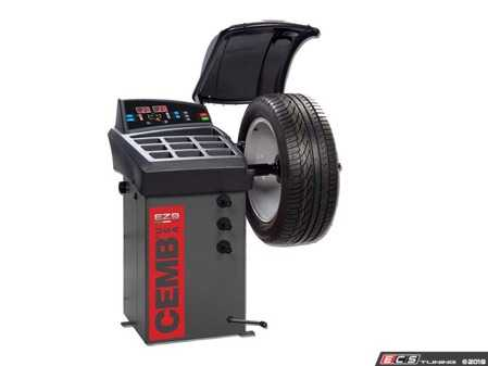 ES#3604392 - EZ9 - Digital Wheel Balancer - Features automatic distance and diameter in a space saving package - CEMB USA - Audi BMW Volkswagen Mercedes Benz MINI Porsche