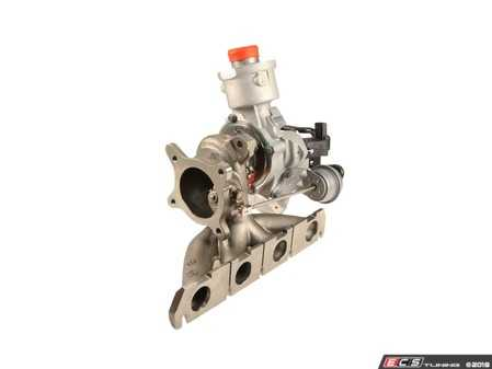 ES#3604475 - 06H145702S - Turbocharger - Complete assembly including the exhaust manifold - IHI Turbo - Audi