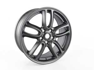 "ES#2101925 - 36116796992 - R129 MINI JCW Wheel 19"" (5x120) Matte Black - Priced Each - 19 x 7.5 ET:52 - Genuine MINI - MINI"