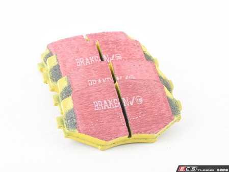 ES#520678 - DP41002R - EBC Yellowstuff pad set - Mazda - Front - EBC -