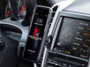ES#3552621 - PM0105 - ExactFit Magnetic Phone Mount - Safely & securely mount your cell phone - Rennline - Porsche