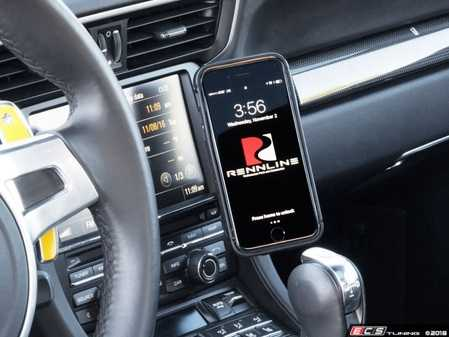ES#3552620 - PM0104 - ExactFit Magnetic Cell Phone Mount - Dash Mount - Safely & securely mount your cell phone - Rennline - Porsche
