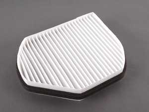 ES#2602410 - 2108300818 - Cabin Filter - Priced Each - Activated Charcoal - Mann - Mercedes Benz