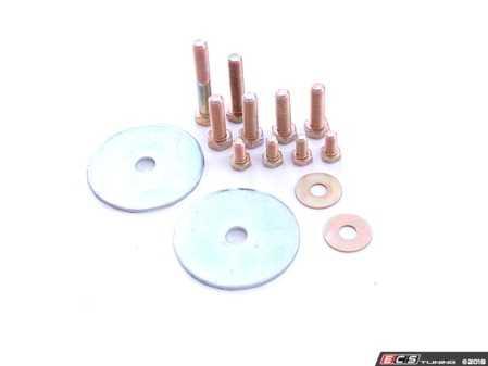 ES#3604687 - EBFIMMHK2 - Mk3 BFI Motor Mount Hardware Kit - Hardware set for poly mounts - Black Forest Industries - Volkswagen