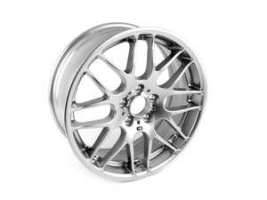 "ES#3604805 - 36112282895sd1 - 19"" Front Competition Alloy Wheel - Priced Each *Scratch And Dent* - 19x8, ET47, CB 72.6mm. does not include center cap - Genuine BMW - BMW"